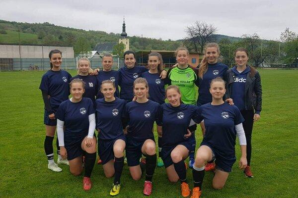 Futbalistky GFC Topoľčany brali tri body.