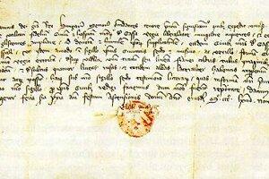 Prvá košická erbová listina oslavuje 650 rokov.