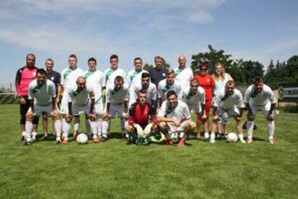 Košecké Podhradie opäť vyhralo turnaj v Mrlínku.