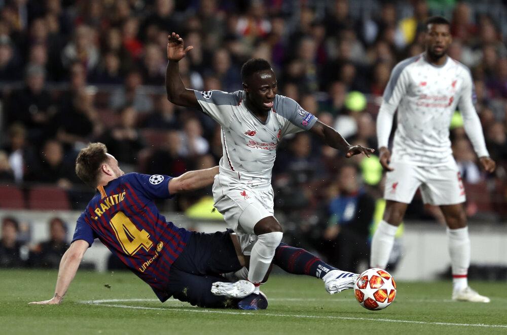 3371f9d10d Liga majstrov - semifinále  Najlepšie momentky zo zápasu FC Barcelona - FC  Liverpool - fotogaléria - sport.sme.sk - Šport SME