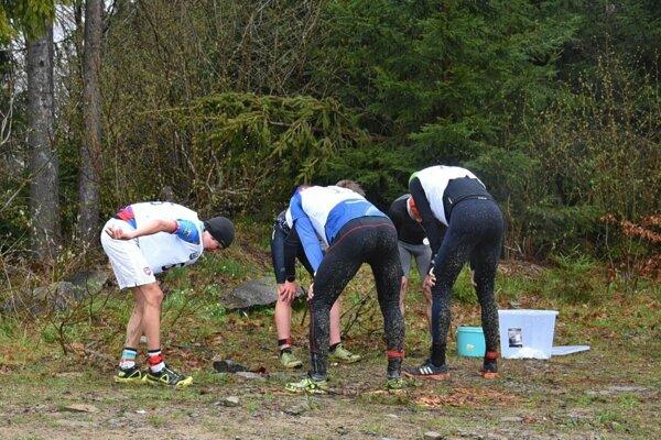 V cieli museli bežci poriadne predýchať náročných 5 km.