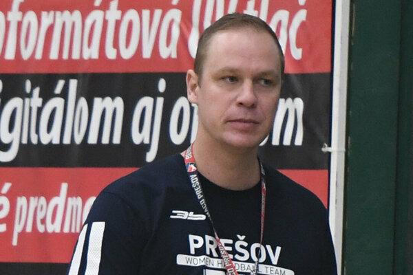 Tréner Prešovčaniek Maroš Vikartovský cítil, že v Šali to na druhý raz vyjde.
