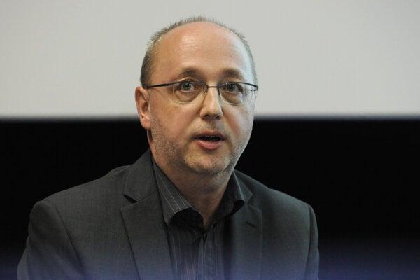 Martin Šmatlák.