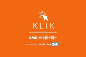 Klik je týždenný technologický podcast denníka SME.