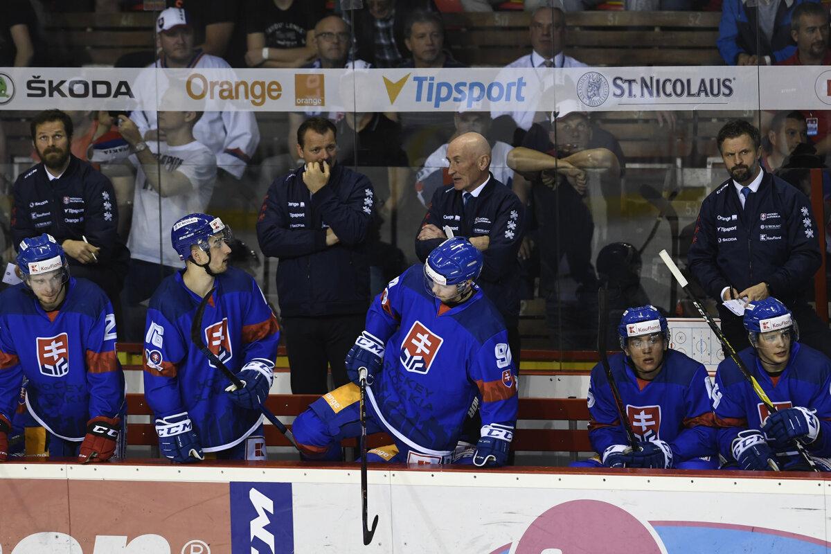 6a4c68a9b9aed Slovensko : Veľká Británia - ONLINE - LIVE - Hokej - Prípravný zápas -  Šport SME