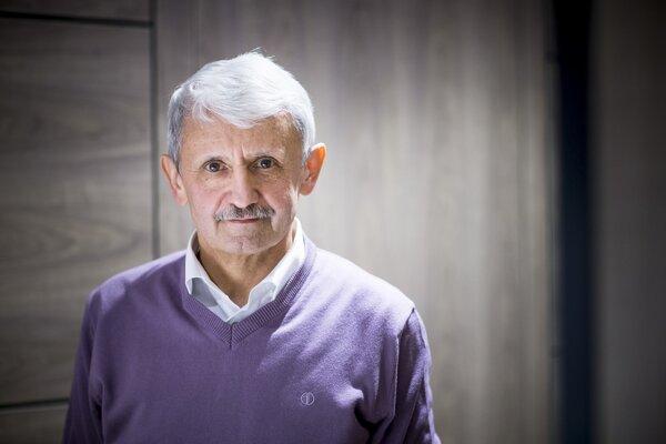 Bývalý premiér SR Mikuláš Dzurinda.