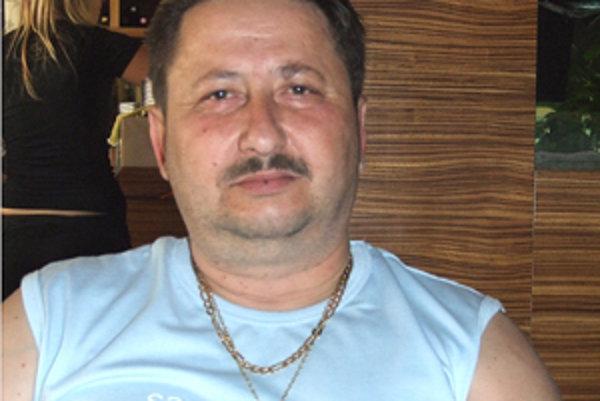 Exprezident FC Slovan Divín Peter Ďurica.