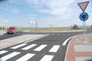 V rozpočte Rimavskej Soboty na tento rok vyčlenili na stavbu pripájača na kruhový objazd 90-tisíc eur.