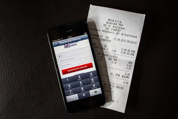 Do lotérie teraz treba bloček prihlasovať, po zavedení eKasy sa to môže zmeniť.