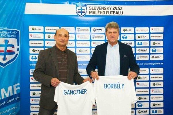 Slovákov povedú tréneri Ladislav Borbély a Peter Ganczner.