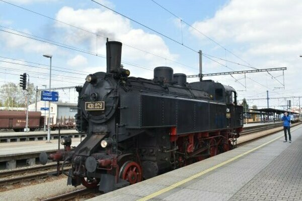 Legendárnu Ventilovku si požičali z Českej republiky.