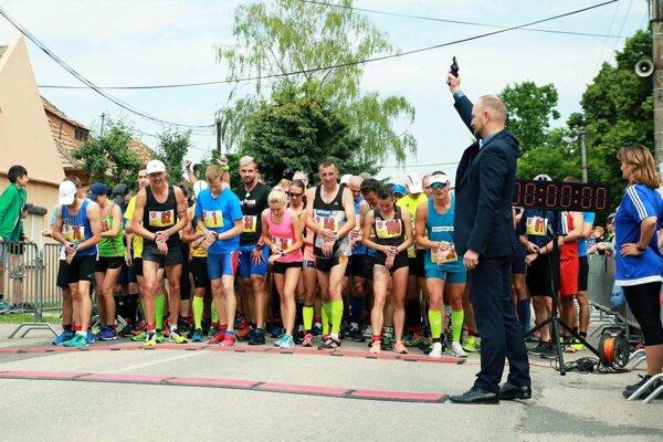 V Gáni pri Galante bude v sobotu 18. mája bežecké podujatie.