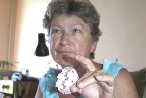 Veľkonočné vajíčka Kataríny Hromaníkovej sú obdivuhodné.