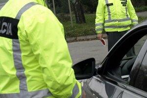 Muž si sadol za volant pod vplyvom alkoholu.