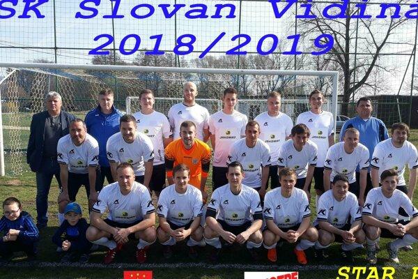 ŠK Slovan Vidiná.