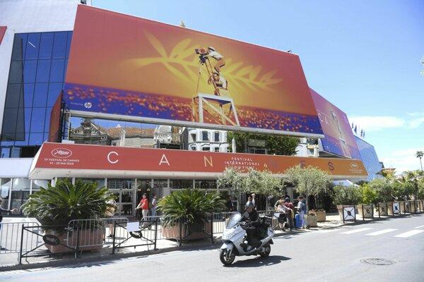 72. medzinárodný filmový festival v Cannes.