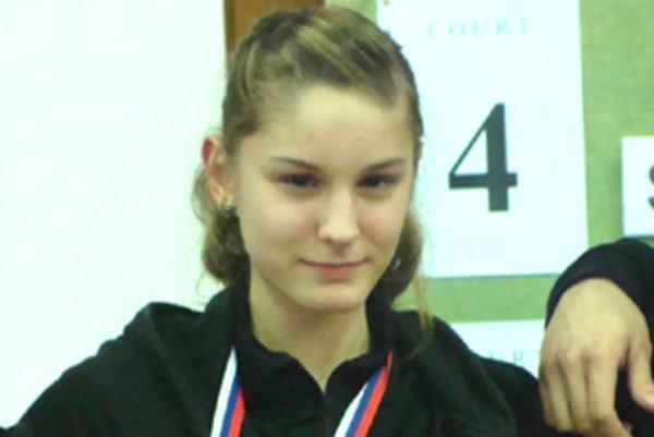 Mladá klenovská hráčka Nikoleta Bálintová od jesene hosťuje v BC Prešov.