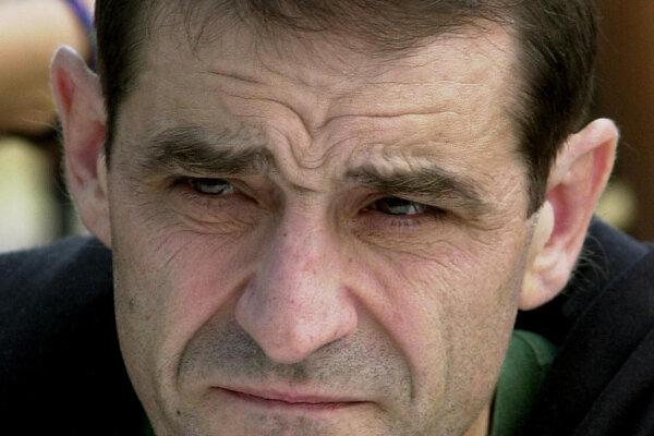 Jose Antonio Urruticoetxea na zábere z roku 2000.