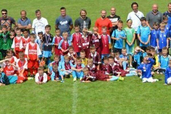 Nultý ročník turnaja v kategórii U10 sa konal v minulom roku v Kovarciach.