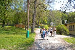Park v Trebeľovciach by mal slúžiť na oddych a relax.