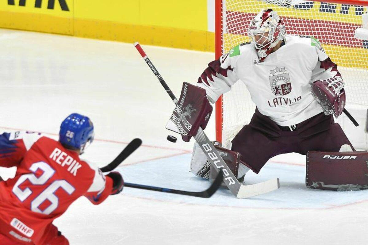 93e51e73e372a ONLINE: Česko - Lotyšsko (MS v hokeji 2019, LIVE) - Šport SME
