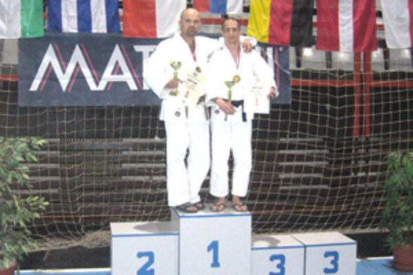 Michal Bokor a Róbert Rác si na Považí vybojovali zlaté kovy.