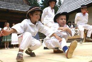 Festival v Radzovciach oživia i vystúpenia detských folklórnych súborov.