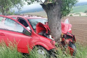 Škoda na aute je 5 000 eur.