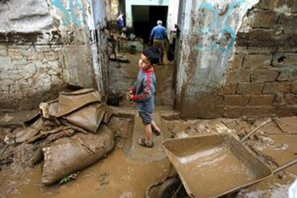 Tohtoročné záplavy spôsobili na Gemeri veľké škody.