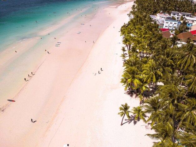Filipínske zábery z dronu