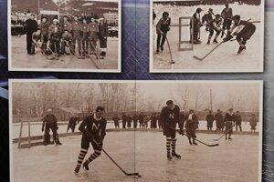 V STM v Košiciach prebieha výstava 90 rokov slovenského hokeja.