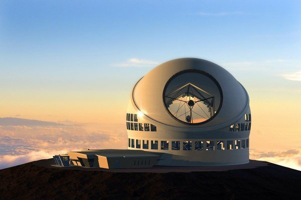 """Spoločnosť zdôraznila, že po dokončení bude """"najmodernejším a najsilnejším optickým teleskopom na Zemi""""."""