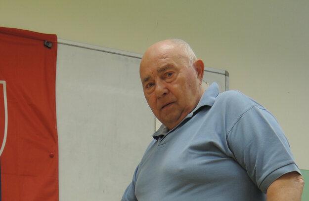 Vladimír Kozlík.
