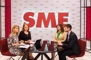 Diskusia denníka SME