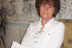 Pani Anna bola učiteľkou. Práca s deťmi bola pre ňu poslaním.