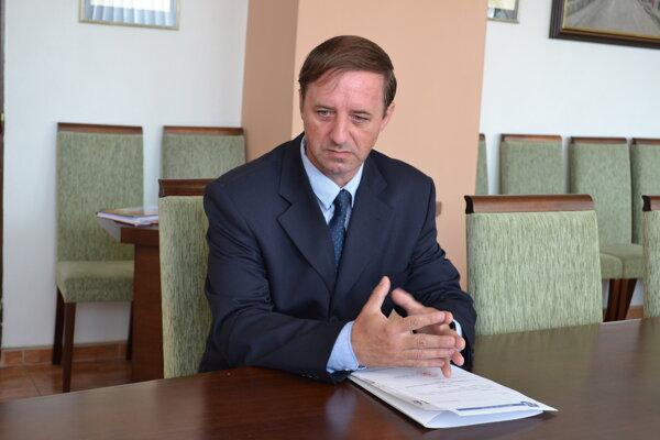 Marián Balko je novým riaditeľom Centra voľného času Dúha v Humennom.