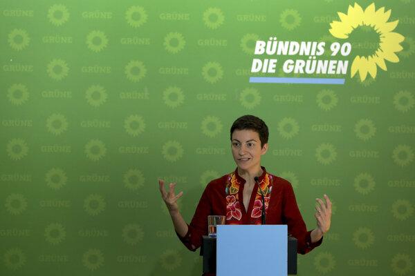 ca6d9227914c Zelení na čele so Ska Kellerovou predbehli v Nemecku aj sociálnych  demokratov.