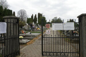 Cintorín.