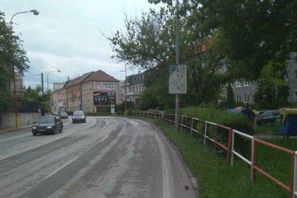 Sladovnícka ulica.