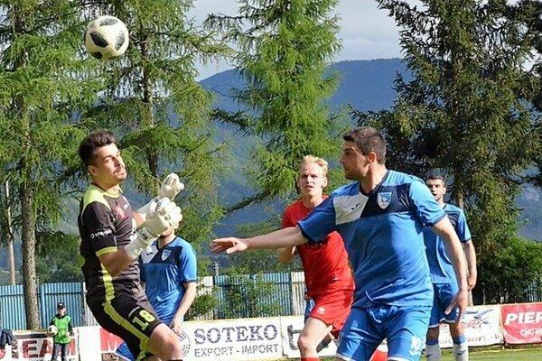 Milan Vajagič strelil svoj osemnásty gól sezóny.