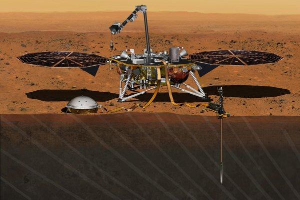Misia InSight bola vybraná ako víťazný návrh v rámci amerického programu Discovery v auguste 2012.
