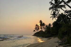 Madiha beach.