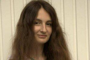 Ninka Ignátová bola na birmovke presne pred rokom.