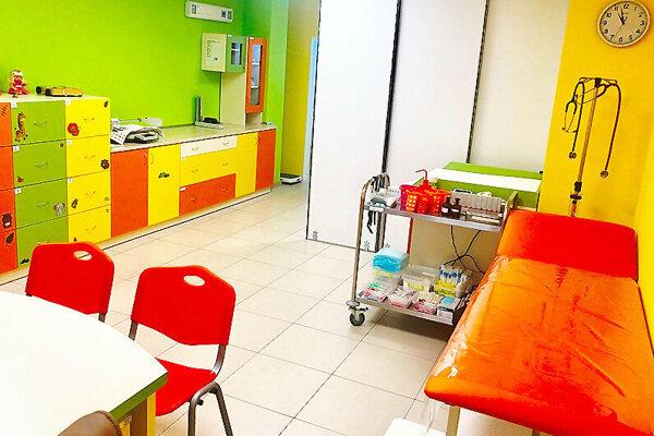 Nová detská ambulancia v Hornooravskej nemocnici.