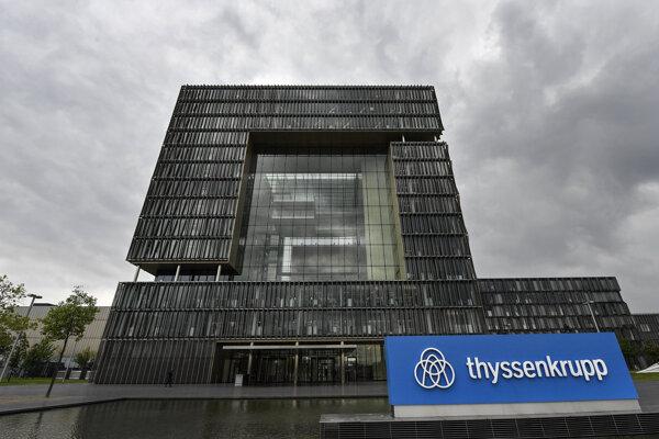 ThyssenKrupp.