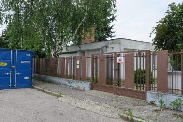 Budova Materskej školy na Považskej ulici v Piešťanoch.