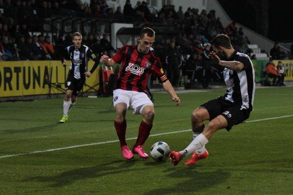 Kopaničiari Trnavu porazili o gól.