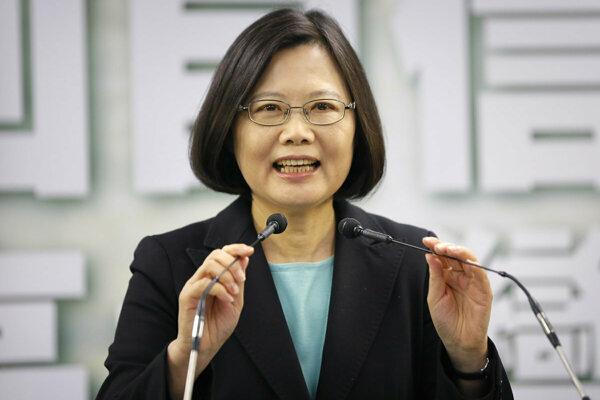 Cchaj Jing-wen.