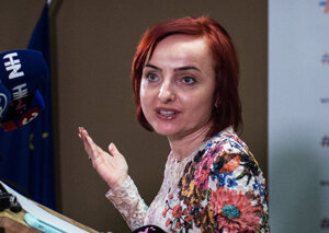 Katarína Macháčková spoluprácu so Smerom odmieta. Vzdá sa pre ňu miesta v strane Sieť.