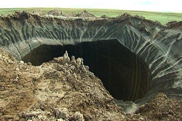 Do sibírskych kráterov sa napokon vybrali aj vedci. Pravdepodobne v súvislosti s metánom.